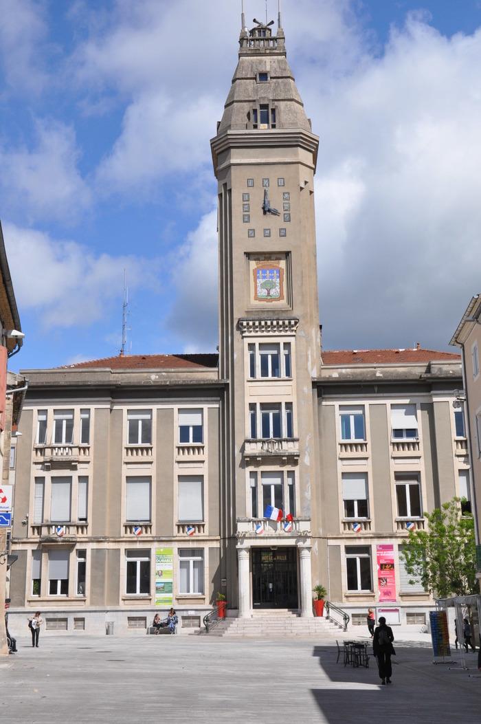 Journées du patrimoine 2018 - Visite commentée du beffroi de l'Hôtel de Ville.