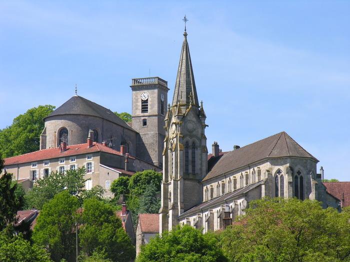 Journées du patrimoine 2018 - Visite du Bourmont historique