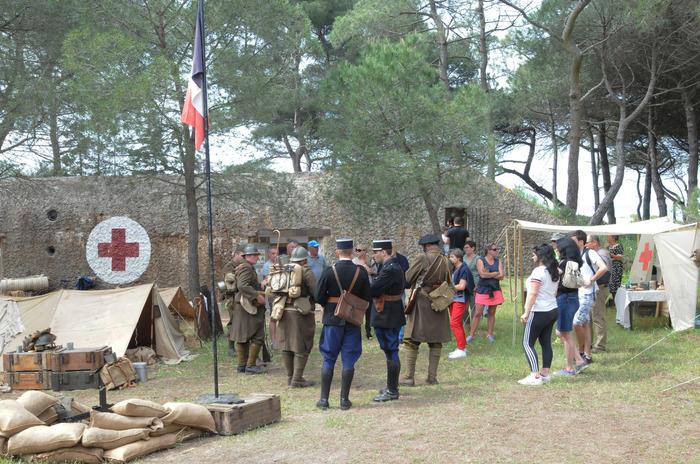 Journées du patrimoine 2018 - Visite du Bunker 638 - Seconde Guerre mondiale