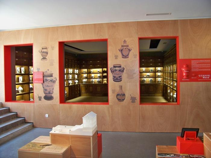 Journées du patrimoine 2018 - Visite commentée du Carré Patrimoines.