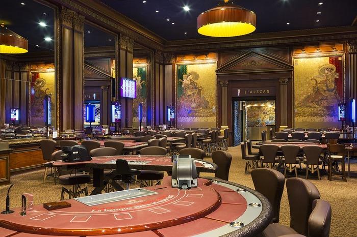 Journées du patrimoine 2018 - Visite du Casino-Théâtre