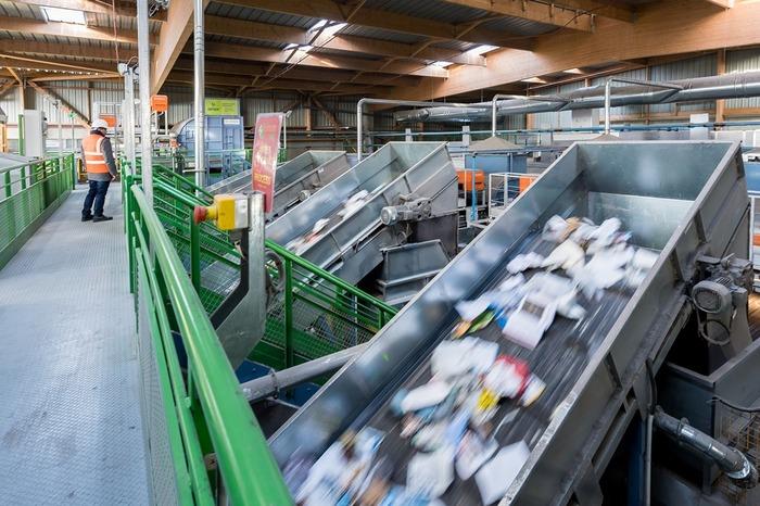 Journées du patrimoine 2018 - Visite du centre de tri des déchets de Limeil-Brévannes