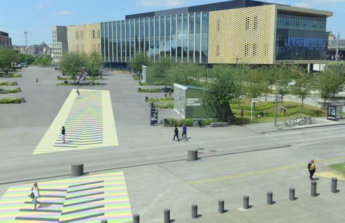 Journées du patrimoine 2018 - Visite du Centre des congrès Robert Schuman
