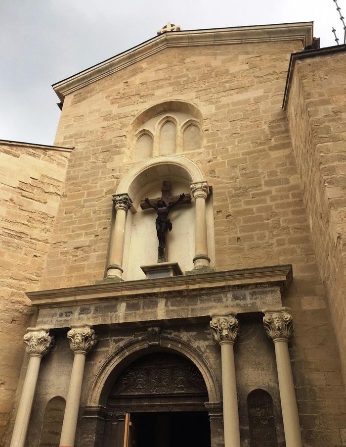 Journées du patrimoine 2018 - Visite du Chantier de restauration de l'Eglise St Nicolas de Pertuis