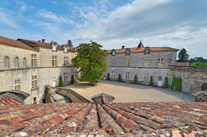 Crédits image : © Château de Cazeneuve