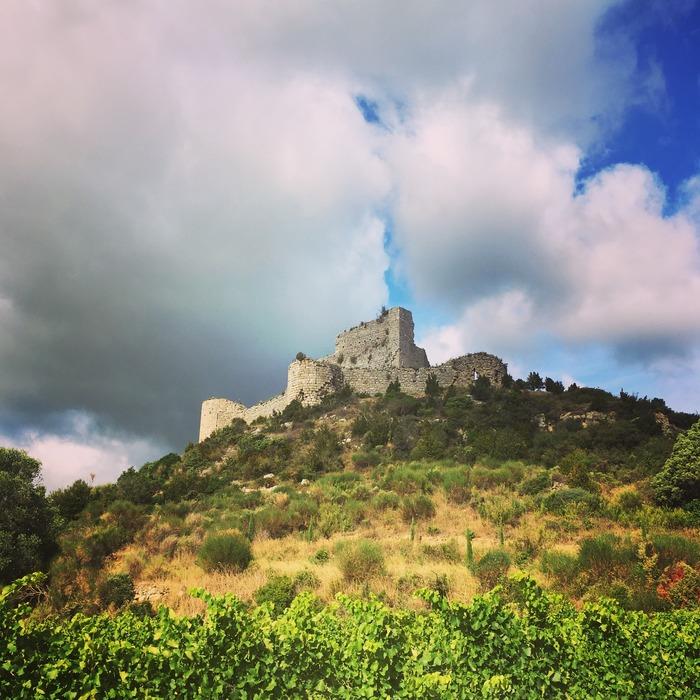 Journées du patrimoine 2017 - Visite du château d'Aguilar
