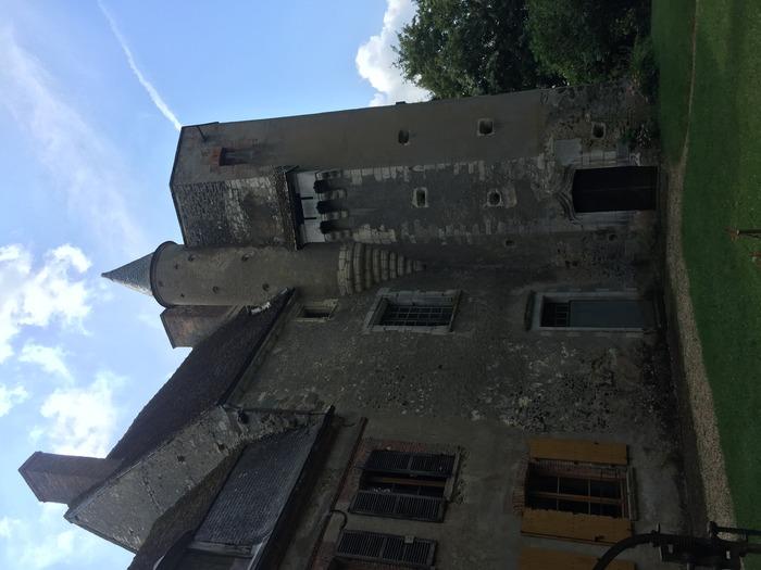 Journées du patrimoine 2018 - Visite du Château d'Arthé