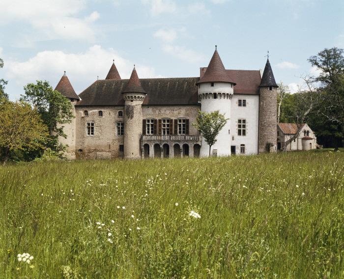Journées du patrimoine 2018 - Visite libre du château d'Aulteribe.