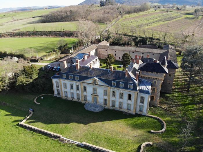 Journées du patrimoine 2018 - Visite du chateau d'Avauges