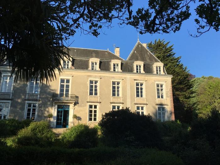 Journées du patrimoine 2018 - Visite du château d'Estrac