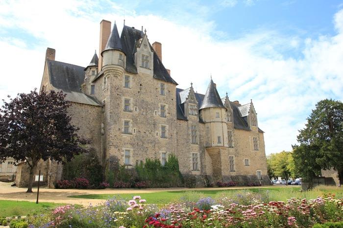 Journées du patrimoine 2018 - Visite du château de Baugé
