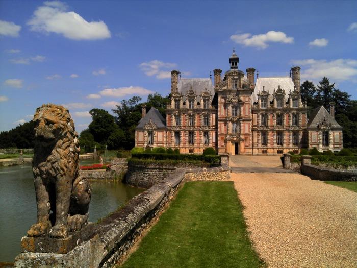 Journées du patrimoine 2018 - Visite libre du château de Beaumesnil