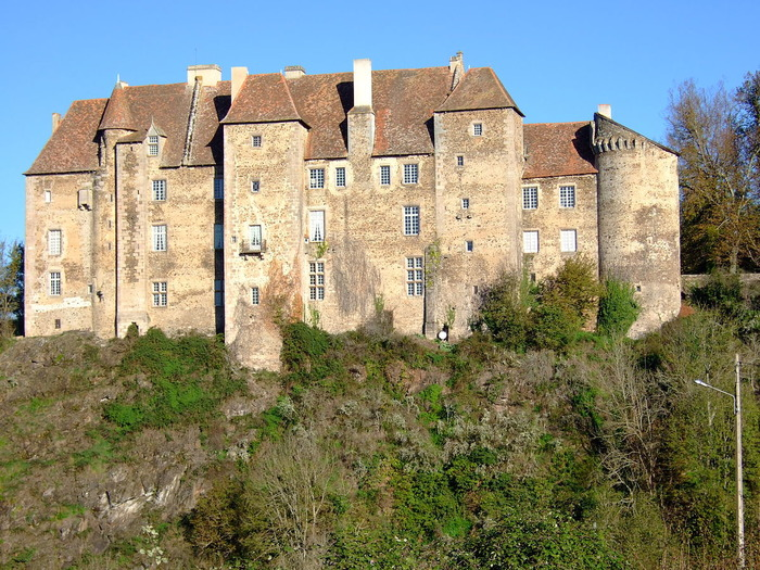 Journées du patrimoine 2019 - Visite d'un authentique château du XVe siècle