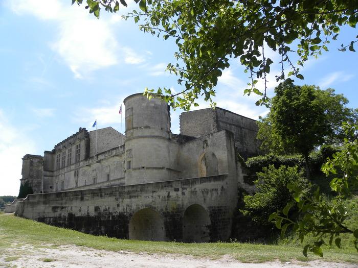 Journées du patrimoine 2018 - Visite  du château de Bouteville