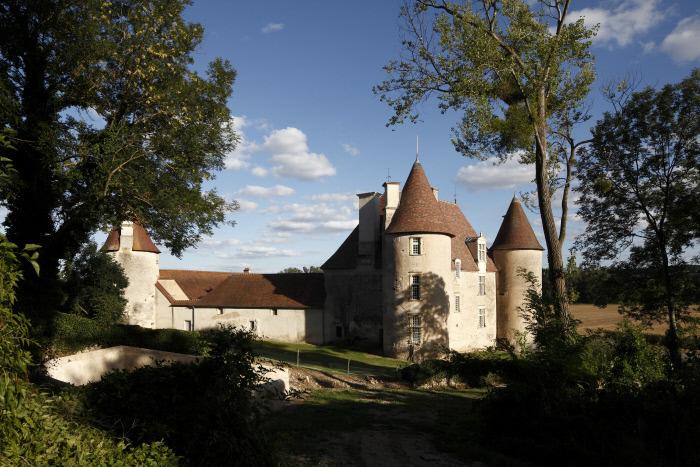 Journées du patrimoine 2018 - Visite libre du Château de Chareil-Cintrat.
