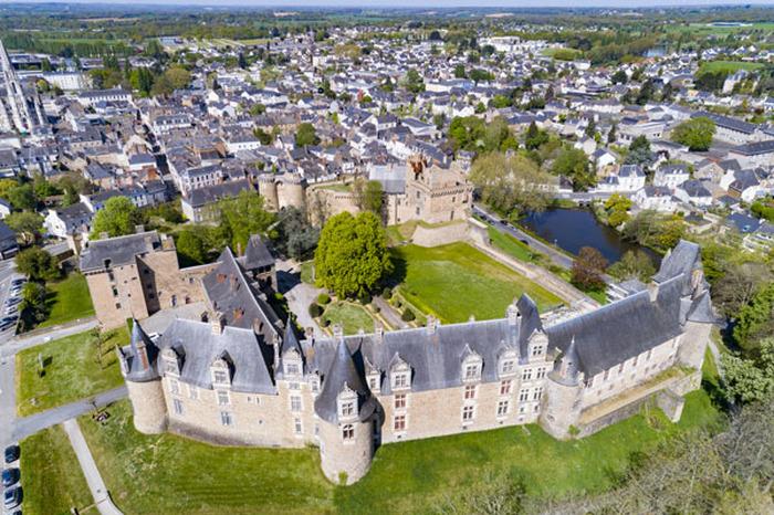 Journées du patrimoine 2018 - Visite du Château de Châteaubriant