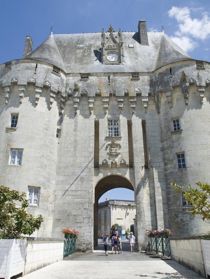 Journées du patrimoine 2018 - Découverte du château de Jonzac