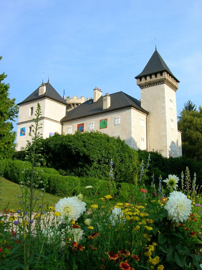 Journées du patrimoine 2018 - Visite guidée du château de l'Echelle.