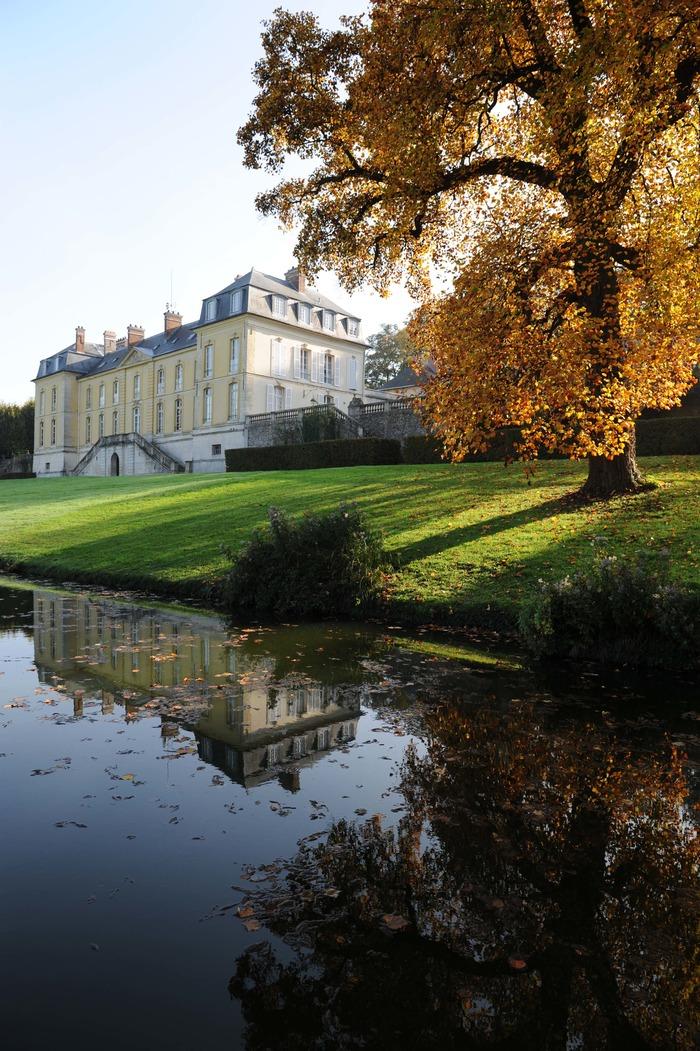Journées du patrimoine 2018 - Visite du parc du Château de La Celle Saint Cloud