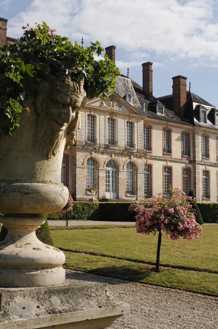 Journées du patrimoine 2018 - Visite libre du château de La Motte-Tilly