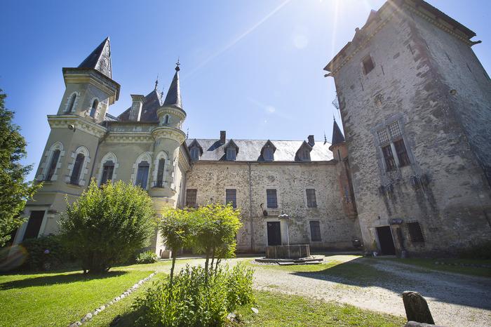 Journées du patrimoine 2018 - Visite du château de Montfleury