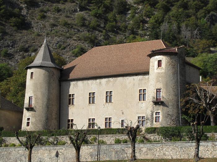 Journées du patrimoine 2017 - Visite du château de Montmaur pour les JEP