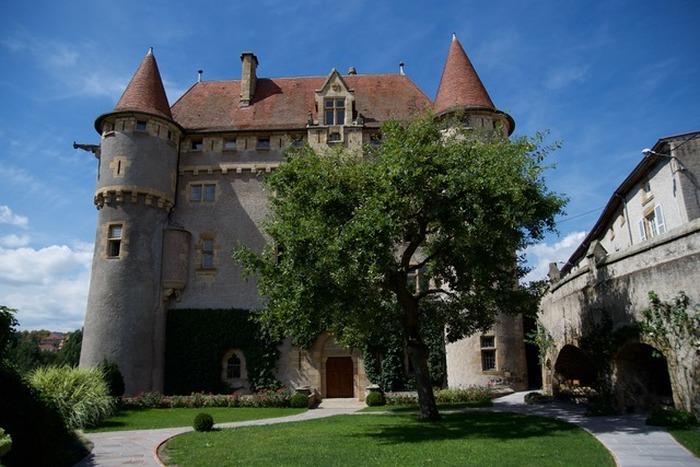 Journées du patrimoine 2018 - Visite du château de Murol en Saint-Amant