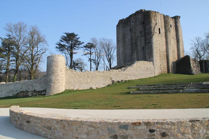 Journées du patrimoine 2018 - Visite du Château de Pouzauges