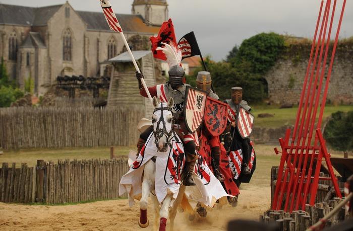 Journées du patrimoine 2018 - Visite du Château de Tiffauges