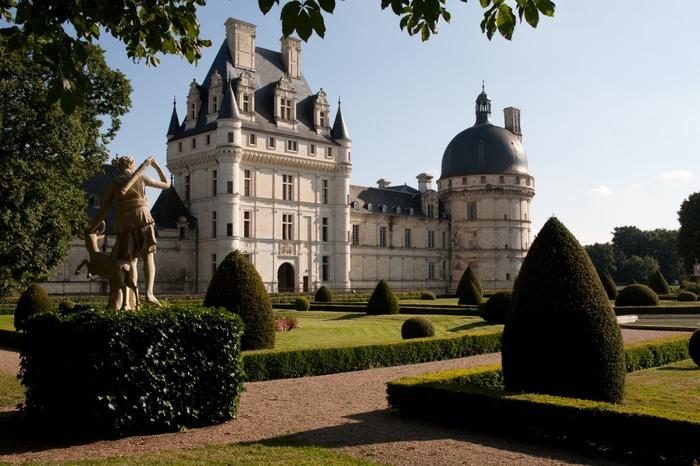 Crédits image : Château de Valençay - Michel Chassat