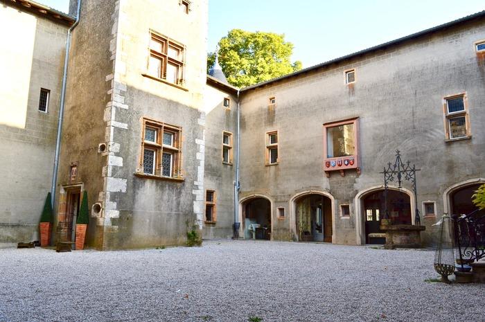 Journées du patrimoine 2018 - Visite du Château de Varennes
