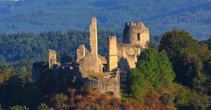 Journées du patrimoine 2018 - Visite du château de Ventadour