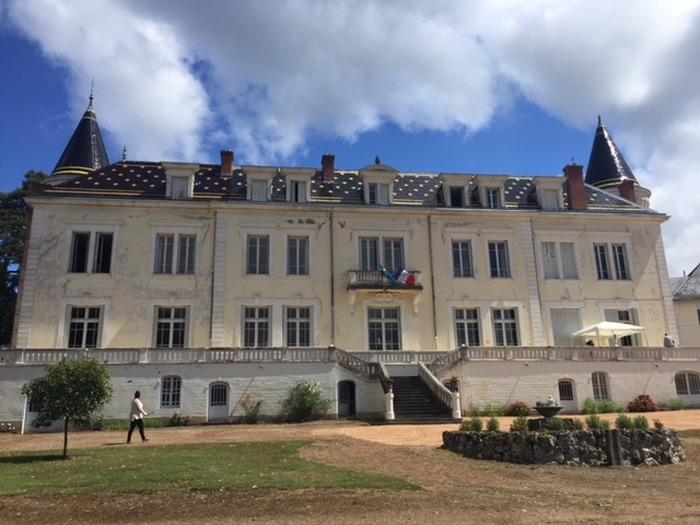 Journées du patrimoine 2018 - Visite du château des Ardillats.