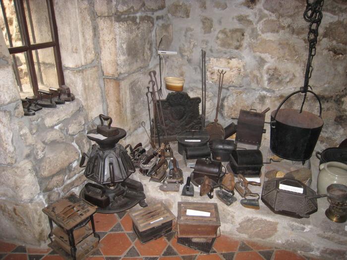 Journées du patrimoine 2017 - Visite du château du moine-sacristain