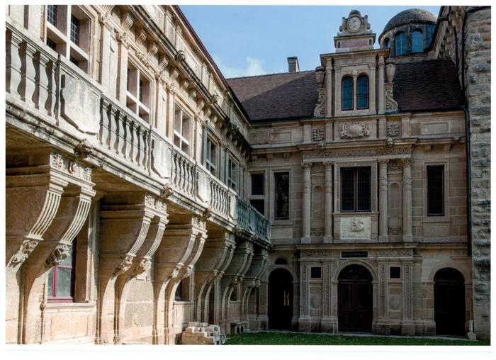Journées du patrimoine 2018 - Château du Pailly, classé au titre des monuments historiques en 1927