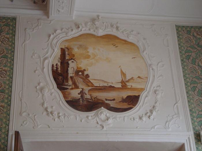 Journées du patrimoine 2017 - Visite du château du XVIII siècle de Malijai