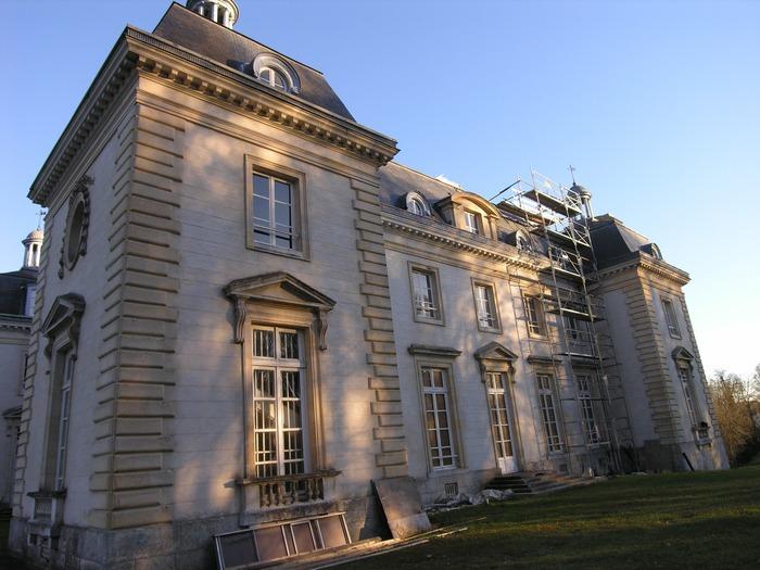 Journées du patrimoine 2017 - Visite guidée du château en cours de restauration