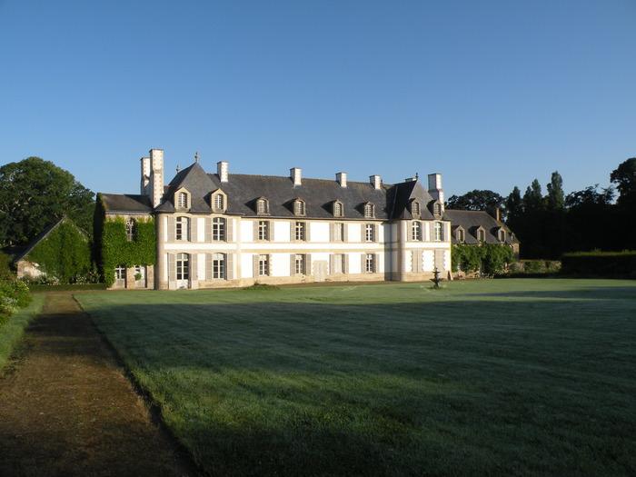 Journées du patrimoine 2018 - Visite du château et des jardins de La Moglais