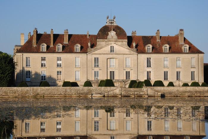 Journées du patrimoine 2017 - Visite du Château et des jardins du XVIII ème siècle classés Monuments Historiques