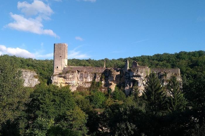 Journées du patrimoine 2018 - Visite du château-fort de Gavaundun
