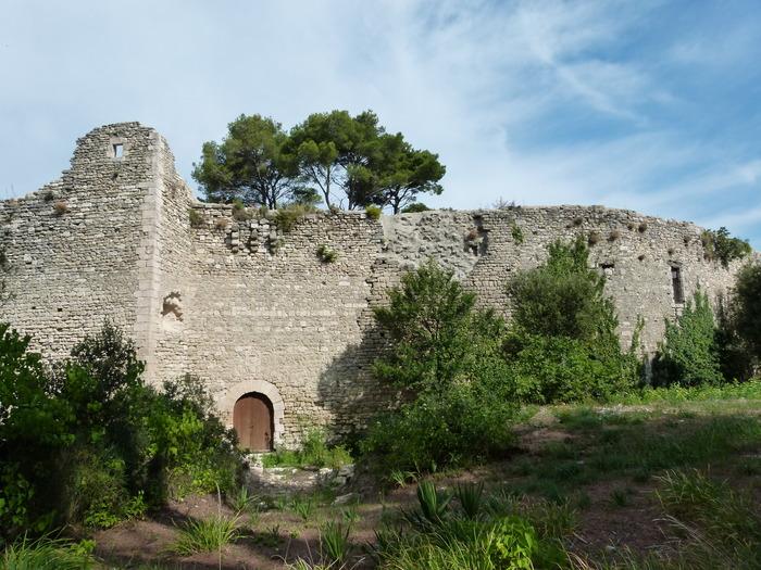 Journées du patrimoine 2018 - Visite du château Le Beaucet