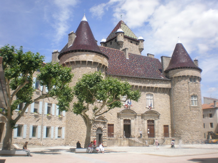 Journées du patrimoine 2018 - Visite commentée du château.
