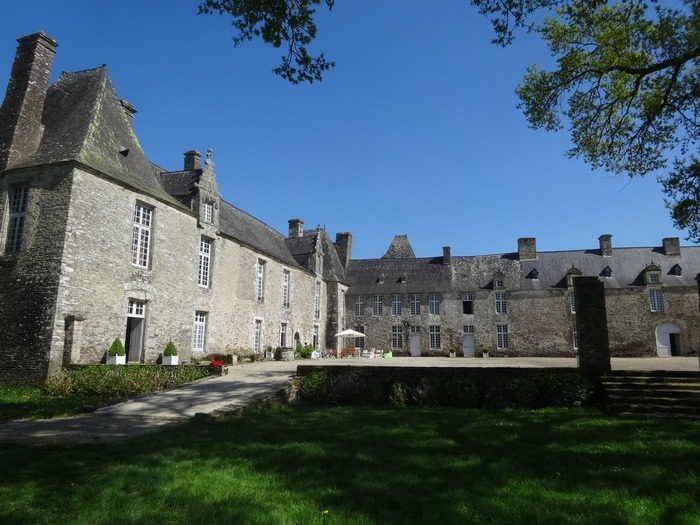 Crédits image : château de Callac