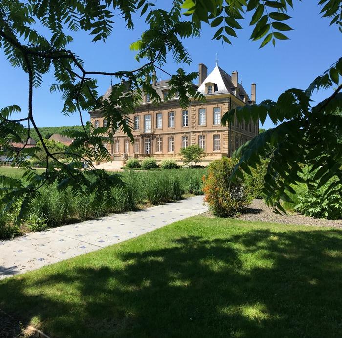 Journées du patrimoine 2018 - Château de la Grange et jardin des Prairiales