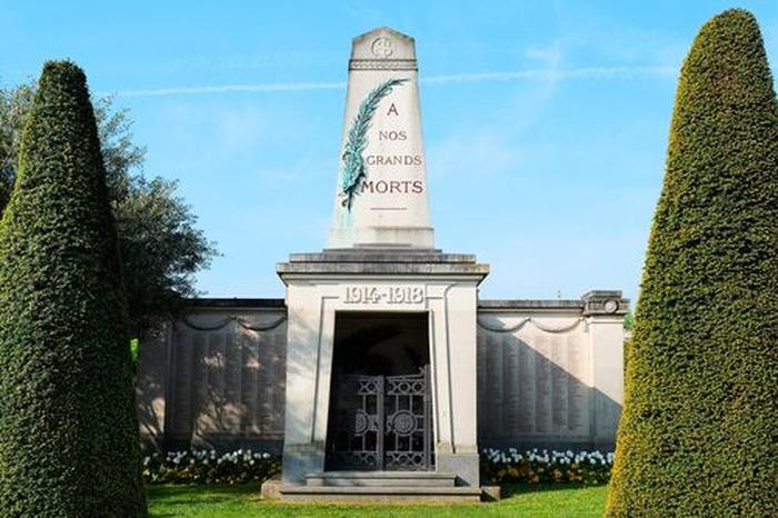 Journées du patrimoine 2018 - Visite du cimetière ancien