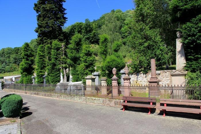 Journées du patrimoine 2018 - Visite du cimetière communal et militaire de Munster