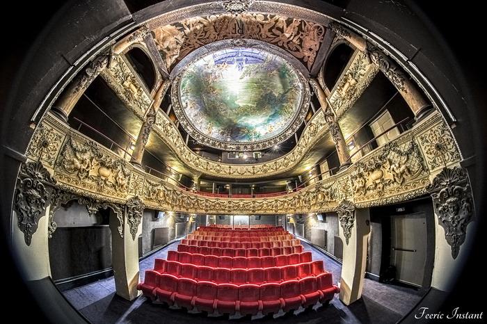 Journées du patrimoine 2018 - Visite du cinéma Scala