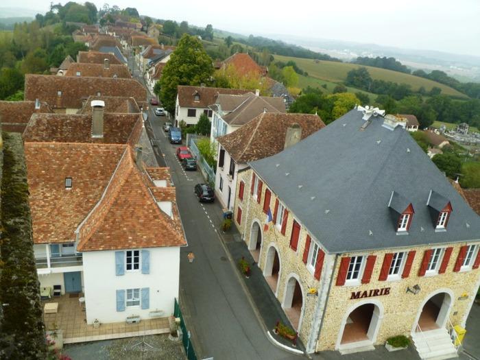 Journées du patrimoine 2017 - Découverte du clocher de l'église de Lagor