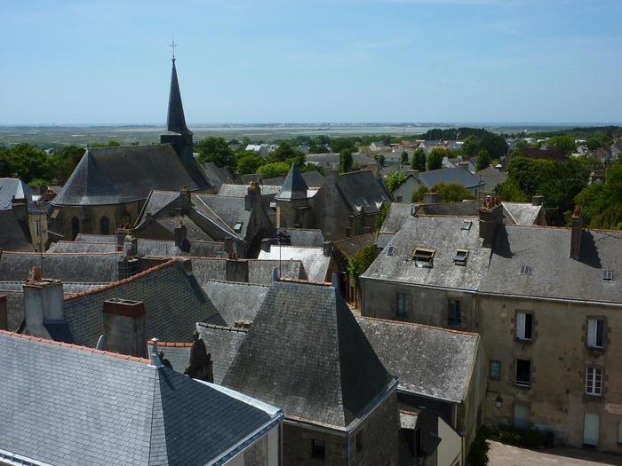 Journées du patrimoine 2017 - Visite du clocher de la collégiale