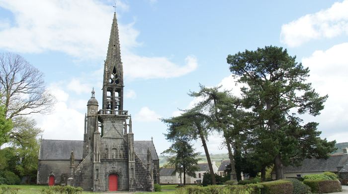 Journées du patrimoine 2018 - Visite du clocher et exposition hors de la sacristie de Notre Dame de Rumengol